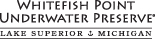 Whitefish Point  Underwater Preserve logo