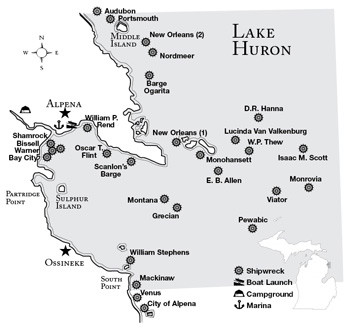 2000 : Thunder Bay Becomes 13th National Marine Sanctuary and Underwater Preserve
